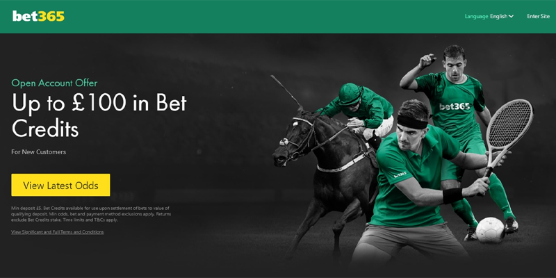 Free Live Streaming bet365