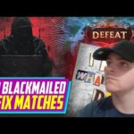 This Pro Was Blackmailed Into Match Fixing
